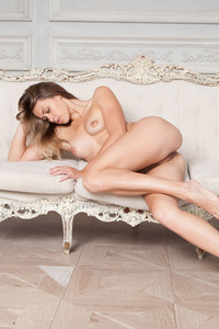 Tanya Fay Stripping Down Completely Nude