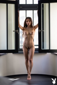 Nude Gloria Sol December Playboy Muse