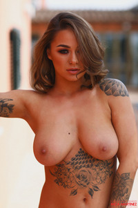 Mica Martinez Shows Horgeous Boobs Outdoors