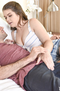 Ryan Keely And Anastasia Rose Teaching How To Suck Cock Properly