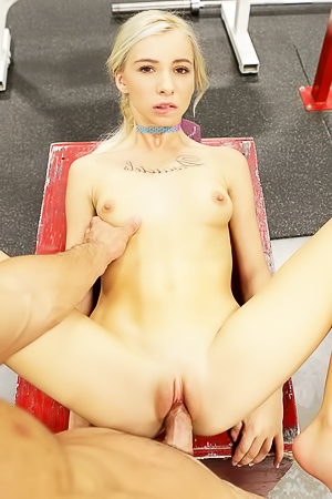 Gym Honey For Kenzie Reeves