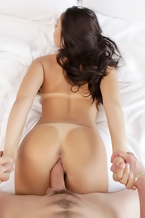 Ariana Marie Smashed Hard And Given A Facial