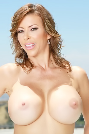Fantastic Milf Alexis Fawx With Great Big Boobs