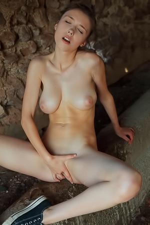 World Famous Busty Angel Mila Azul
