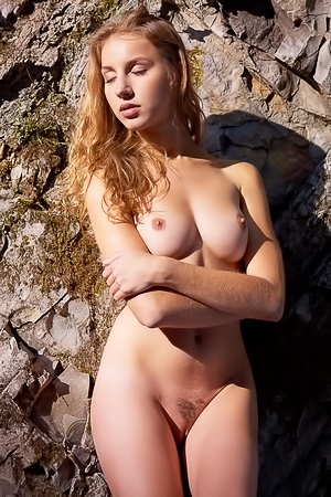 Erika Naked Summer
