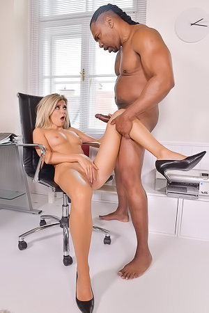 Mary Kalisy Interracial Hardcore Porn
