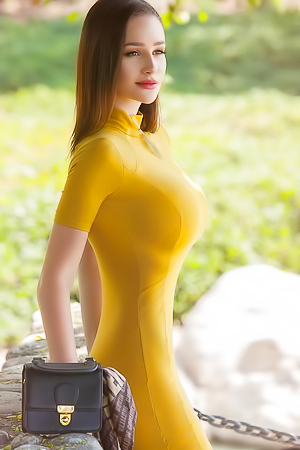 Busty Czech Model Alina Lewis
