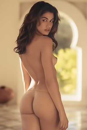 Delicious Playboy Model Lorena Medina