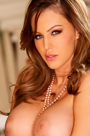 Jenna Presley Playing With Her Boobs