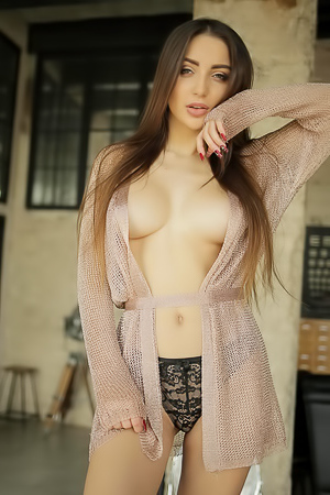 Gorgeous Young Beauty Fory Showing Boobs