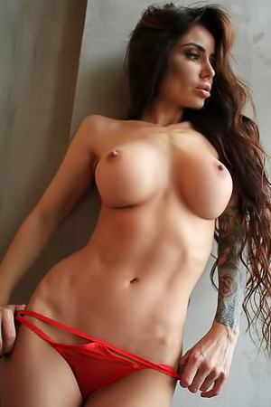PhenyQ Young Nude Model With Perfect Body