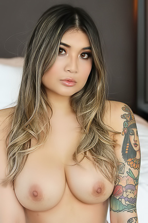 Tattooed Chick