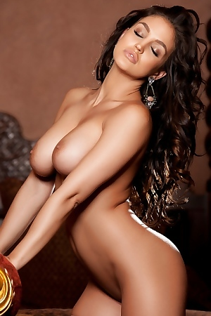 Playboy Bunny Jaclyn Swedberg Proudly Display All