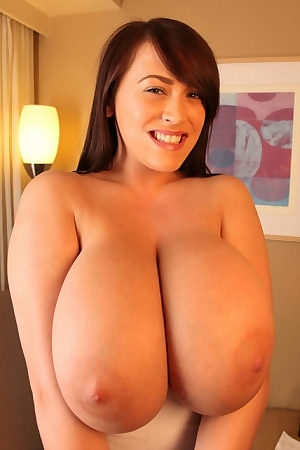 Leanne Crow Has Massive Tits