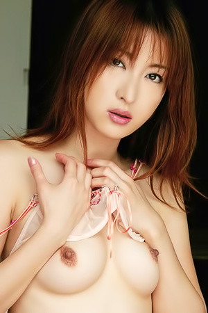 Nene Sexy Asian Babe In Red