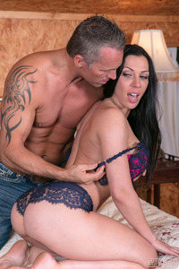 Busty Model Rachel Starr Sucking And Fucking With Big Cock